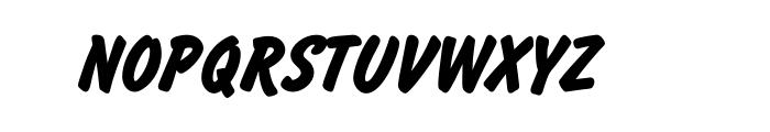Inform Bold OT Font UPPERCASE