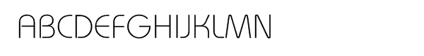 ITC Bauhaus® Light  What Font is