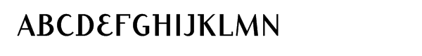 ITC Dyadis™ Bold  What Font is
