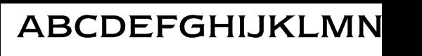 ITC Newtext® Regular  What Font is
