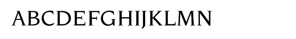 ITC Novarese Pro Medium Italic  What Font is