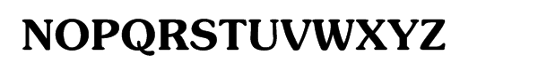 ITC Souvenir® Demi Font UPPERCASE