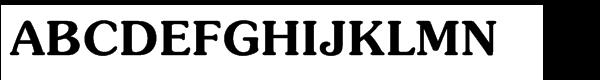 ITC Souvenir® Greek Demi  What Font is