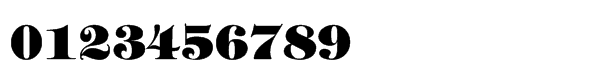 ITC Tiffany™ Std Heavy Font OTHER CHARS