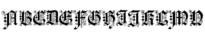 KaiserzeitGotisch  What Font is