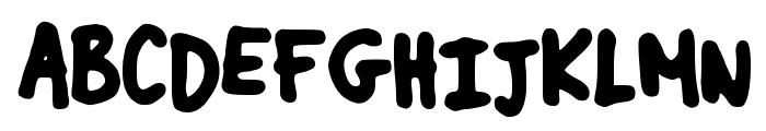 kibler  What Font is