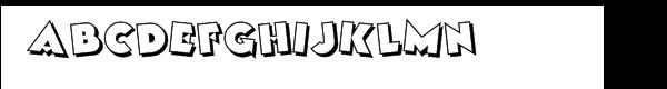 Kobalt Kartoon  What Font is