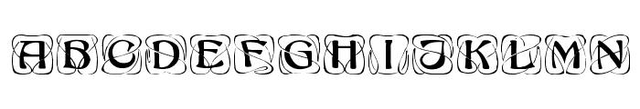KonanurKaps Kaps:001.001 Font UPPERCASE