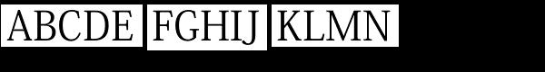 Kozuka Mincho Pr6N Regular  What Font is