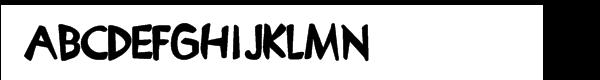 Kruede Regular  नि: शुल्क फ़ॉन्ट्स डाउनलोड