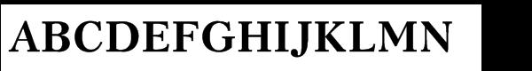 Kudryashev BoldMultilingual  What Font is