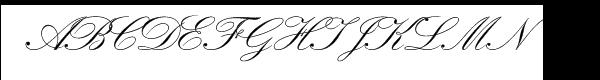 Kuenstler Script™ CE No. 2 Bold  What Font is