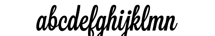 Lavanderia-Sturdy Font LOWERCASE