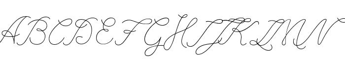 LeagueScriptThin-Regular  What Font is