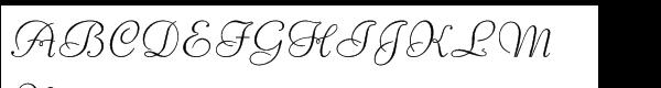 Liberty Script Std Regular  What Font is