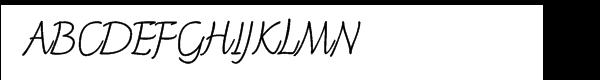 Linotype Finerliner™ Com Macro  What Font is
