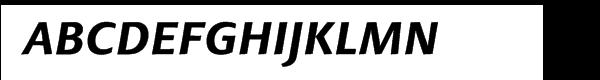 "Linotype Finneganâ""¢ Com Extra Bold Italic  baixar fontes gratis"