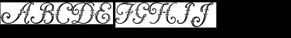 LTC Fournier Le Jeune  What Font is