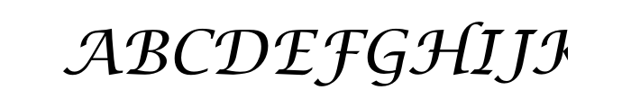 East Anglia Font