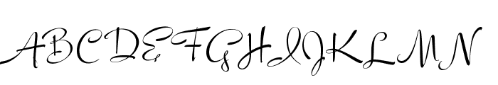 LucyScript  What Font is