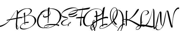 LucyScriptCapitals  What Font is