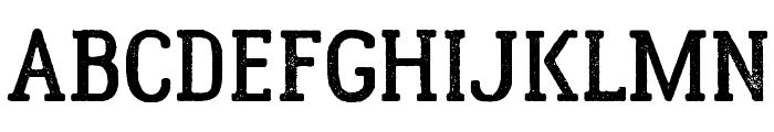 LumberjackRough  What Font is