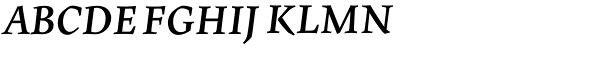 Maiola Greek Bold Italic  What Font is