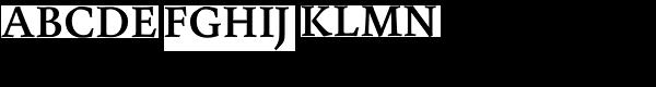 Maiola Greek Bold  What Font is
