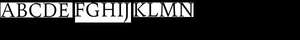 Maiola Greek Regular  What Font is