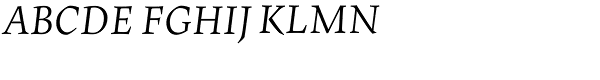 Maiola PE Italic  What Font is