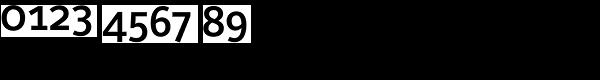 Maurea-Medium Font OTHER CHARS