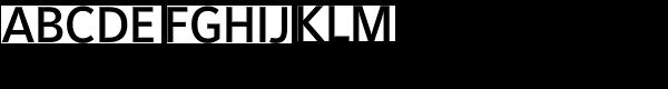 Maurea-Medium Font UPPERCASE