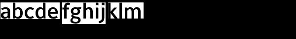 Maurea-Medium Font LOWERCASE