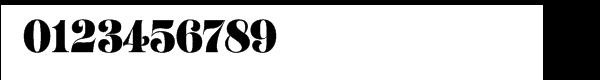 Mega Font OTHER CHARS
