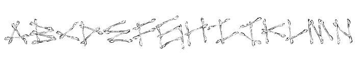 MegaBone  What Font is