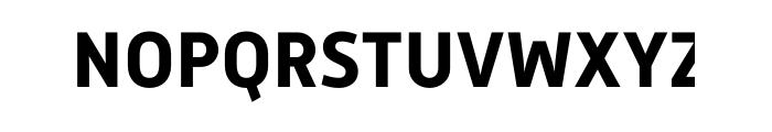 Mic 32 New Bold Pro Font UPPERCASE