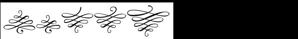 Mishka Ornaments  What Font is