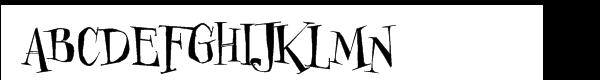 Mister Frisky  What Font is