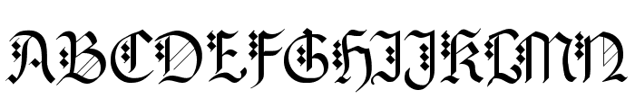 MKBrokenTypes  What Font is