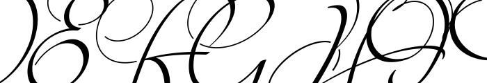 Mon Amour Script Pro  What Font is