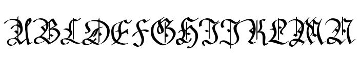 MonAmourAprilFraktur  What Font is