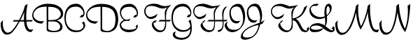 Monogram  What Font is