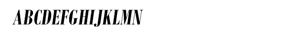 Monotype Bodoni Bold Condensed Italic  नि: शुल्क फ़ॉन्ट्स डाउनलोड