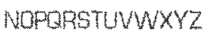 Mosaique Font UPPERCASE