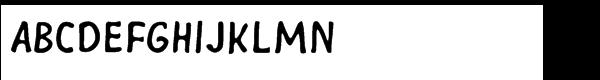 Mushmellow Regular  What Font is