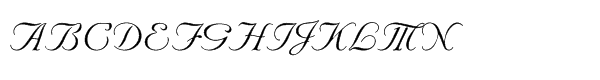 Nuptial Script™ Std Script Medium  What Font is