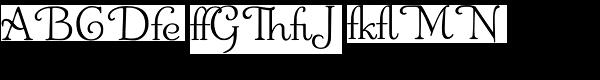 Odette-Alt  What Font is