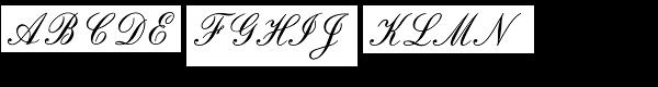 Original Script Std Regular  What Font is
