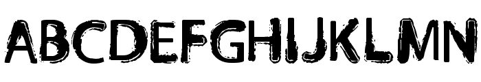 Orust  What Font is