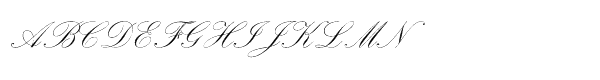 Palace Script® Std Regular  What Font is